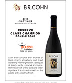2014 B.R. Cohn Pinot Noir, Russian River Valley, Houston Uncorked