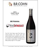 2015 B.R. Cohn Silver Label Pinot Noir - Wine Enthusiast