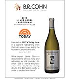 2016 B.R. Cohn Silver Label Chardonnay Today Show