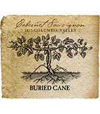 2015 Buried Cane Cabernet Sauvignon, Columbia Valley