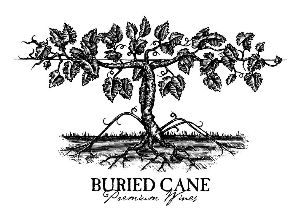 Buried Cane Wines Logo