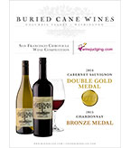 Buried Cane Wines Sell Sheet