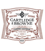 2013 Cartlidge & Browne Cabernet Sauvignon, North Coast