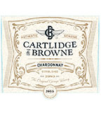 2015 Cartlidge & Browne Chardonnay, California
