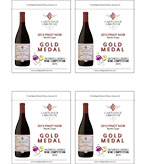 2013 Cartlidge & Browne Pinot Noir - New Gold Medal