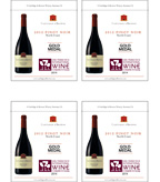 2012 Cartlidge & Browne Pinot Noir - Press v1