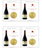 2012 Cartlidge & Browne Pinot Noir - Press v2