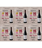 2014 Pinot Noir Shelf Talker - 95pts