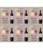2015 Cabernet Sauvignon Shelf Talker - 93pts