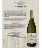 2014 Cartlidge & Browne Chardonnay, North Coast