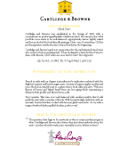 2011 Cartlidge & Browne Chardonnay, North Coast