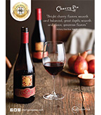 Cherry Pie Pinot Noir Three Vineyards 2015 Accolade Sell Sheet