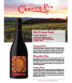 2014 Cherry Pie Rodgers Creek Pinot Noir