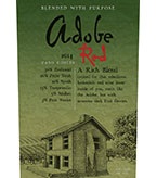 2014 Clayhouse Adobe Red, Paso Robles