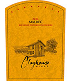 2014 Clayhouse Malbec, Paso Robles