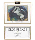 2014 Clos Pegase Rose, Napa Valley