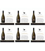 NV Clos Pegase Chardonnay - Shelf Talker - 6up