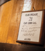 Clos Pegase Barrel