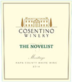 2014 Cosentino The Novelist, Napa Valley