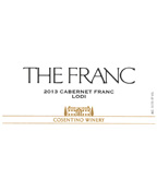 2013 Cosentino The Franc, Lodi