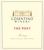 Cosentino The Poet, Napa County