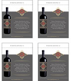Cigar Zin - Shelf Talker