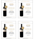 2014 THE Zin - Tasters Guild Gold Medal