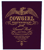 Cowgirl Sisterhood Sweet Red