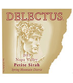 2013 Delectus Petite Sirah, Napa Valley, Spring Mountain District