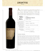 2013 Delectus Cabernet Franc, Knights Valley