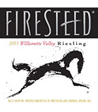 2015 Firesteed Riesling, Willamette Valley