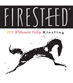 2016 Firesteed Riesling, Willamette Valley