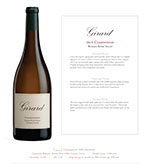 2015 Girard Chardonnay, Russian River Valley
