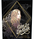 2014 Girl and Dragon Malbec, Argentina