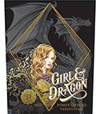 2016 Girl and Dragon Pinot Grigio, Veneto
