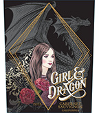 2015 Girl and Dragon Cabernet Sauvignon, California