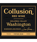 2016 GWCo Collusion Red Wine, Columbia Valley