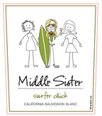 Middle Sister Surfer Chick Sauvignon Blanc