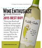 Middle Sister Surfer Chick Sauvignon Blanc - Shelf Talker
