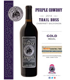 2014 Purple Cowboy Cab Gold Medal Review Sheet
