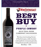 Purple Cowboy Wine Enthusiast Best Buy