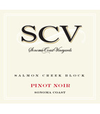 SCV Pinot Noir, Salmon Creek Block