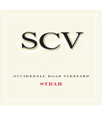 SCV Syrah, Occidental Road