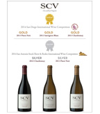 2014 Sonoma Coast Vineyards Medals