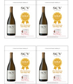 2012 SCV Chardonnay Shelf Talker