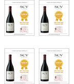 2011 SCV Pinot Noir Shelf Talker