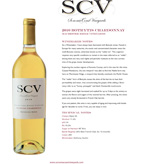 2010 SCV Botrytis Chardonnay, Machester Ridge Vineyards