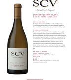 2013 SCV Sauvignon Blanc, Laguna Vista Vineyards