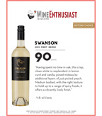 2014 Swanson Pinot Grigio Sell Sheet