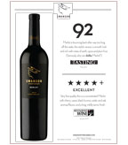 2013 Swanson Merlot Sell Sheet - 92 The Tasting Panel